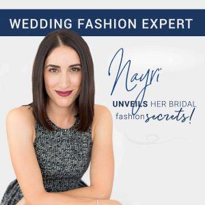 nayri wedding fashion expert podcast on iTunes
